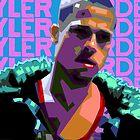 Tyler Durden by Douglas Simonson