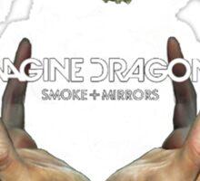 Smoke and Mirrors - Imagine Dragons Sticker