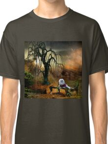 Snowdrop the Maltese at the Lake Classic T-Shirt