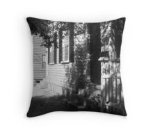 A Perfect 70 Degrees Throw Pillow