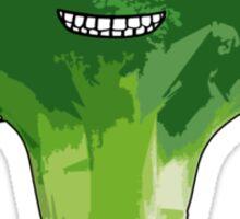 Happy broccoli Sticker