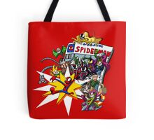 The Amazing Spiderman!! Tote Bag