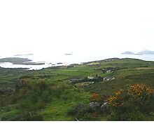 Ring Of Kerry Panorama Photographic Print
