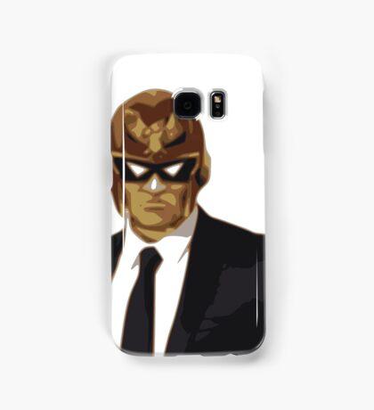 Captain Falcon in Formal Attire Samsung Galaxy Case/Skin