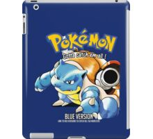 Pokemon Blue Edition iPad Case/Skin
