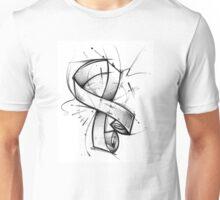 Awareness Ribbon Unisex T-Shirt