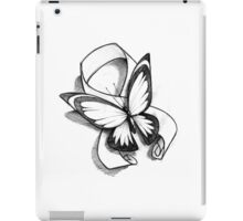 Butterfly Ribbon  iPad Case/Skin