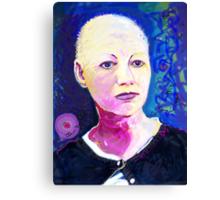 Cameo Chemo-Series One Canvas Print