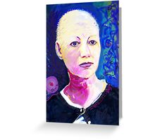 Cameo Chemo-Series One Greeting Card