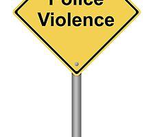 Police Violence by Henrik Lehnerer