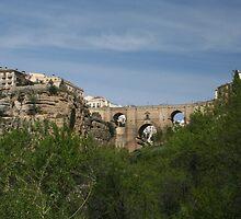 Puente Nuevo Ronda, España by Allen Lucas