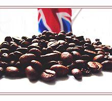 Coffee and England by Rowan  Lewgalon