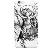 Samurai Vader iPhone Case/Skin