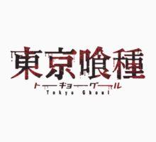 Tokyo Ghoul Logo by Sorage55
