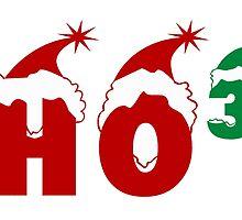Ho Ho Ho by artvia