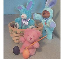 Easter With Friends....  Photographic Print