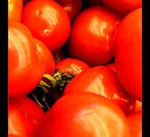 Tomatos by Rowan  Lewgalon