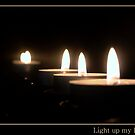 Light up my life by Rowan  Lewgalon
