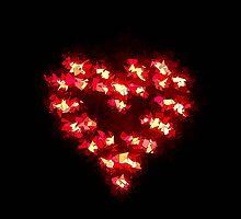 CRYSTAL HEART by DARREL NEAVES