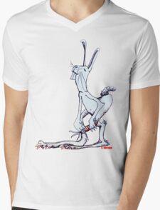 What's Up Doc? Mens V-Neck T-Shirt