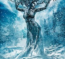 Snow Queen  by Creations of the Insane