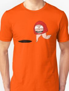 Mushroom booby Trap Unisex T-Shirt