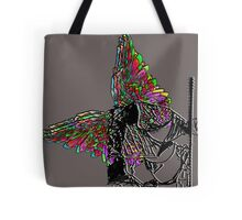 flying boy Tote Bag