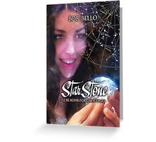 Star Stone Greeting Card