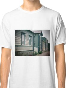 Picturesque Porvoo Classic T-Shirt