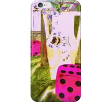 Just My Luck - Pottery Heaven iPhone Case/Skin