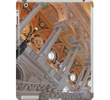 Inside The Library of Congress iPad Case/Skin