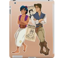 The Wanted Thieves iPad Case/Skin