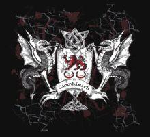 Clan Crest Dragons by celthammerclub
