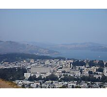 San Francisco Photographic Print