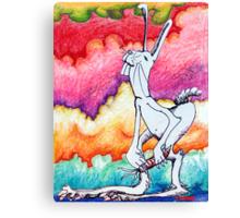 Bunny Rabbit  Canvas Print