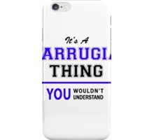 It's a FARRUGIA thing, you wouldn't understand !! iPhone Case/Skin
