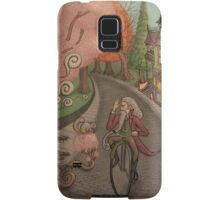 Cobble Tree Street by Ordovich Samsung Galaxy Case/Skin