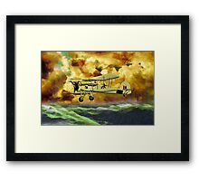 British WWII Swordfish Biplane - all products Framed Print