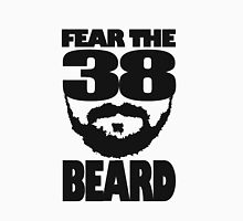Fear The Beard Men's Baseball ¾ T-Shirt