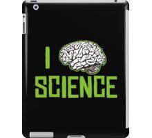 I Love Science iPad Case/Skin
