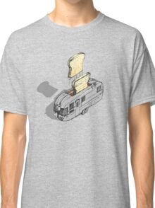 mobile toaster ready to serve Classic T-Shirt