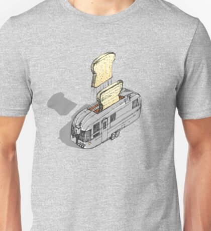 mobile toaster ready to serve T-Shirt