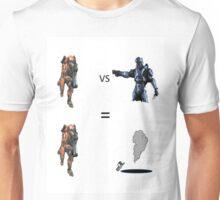 Rocket Launcher and Magnum Unisex T-Shirt