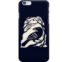 Autumn Berries Bird Print iPhone Case/Skin