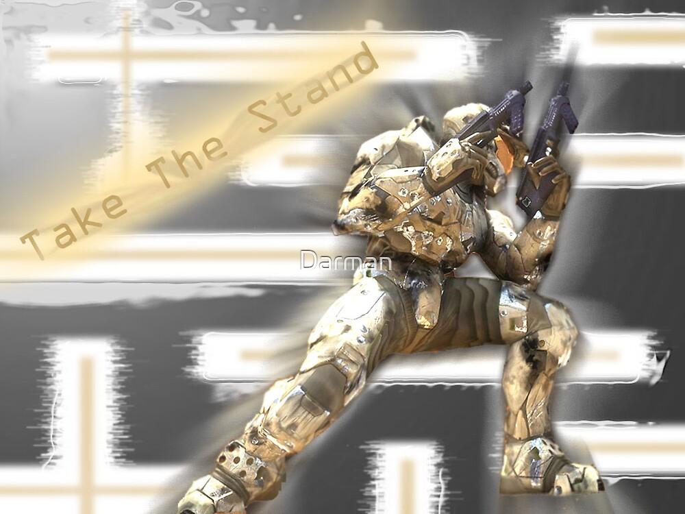 Halo's Master Chief by Darman