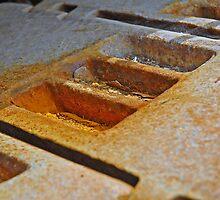 bulldozer track by westie71