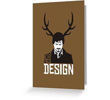 My Design Greeting Card