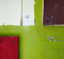 Abstract Wall by David Librach - DL Photography -