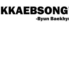 KKaebsong exo quote inspired by EllenLouise