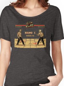 Club Fighter Women's Relaxed Fit T-Shirt